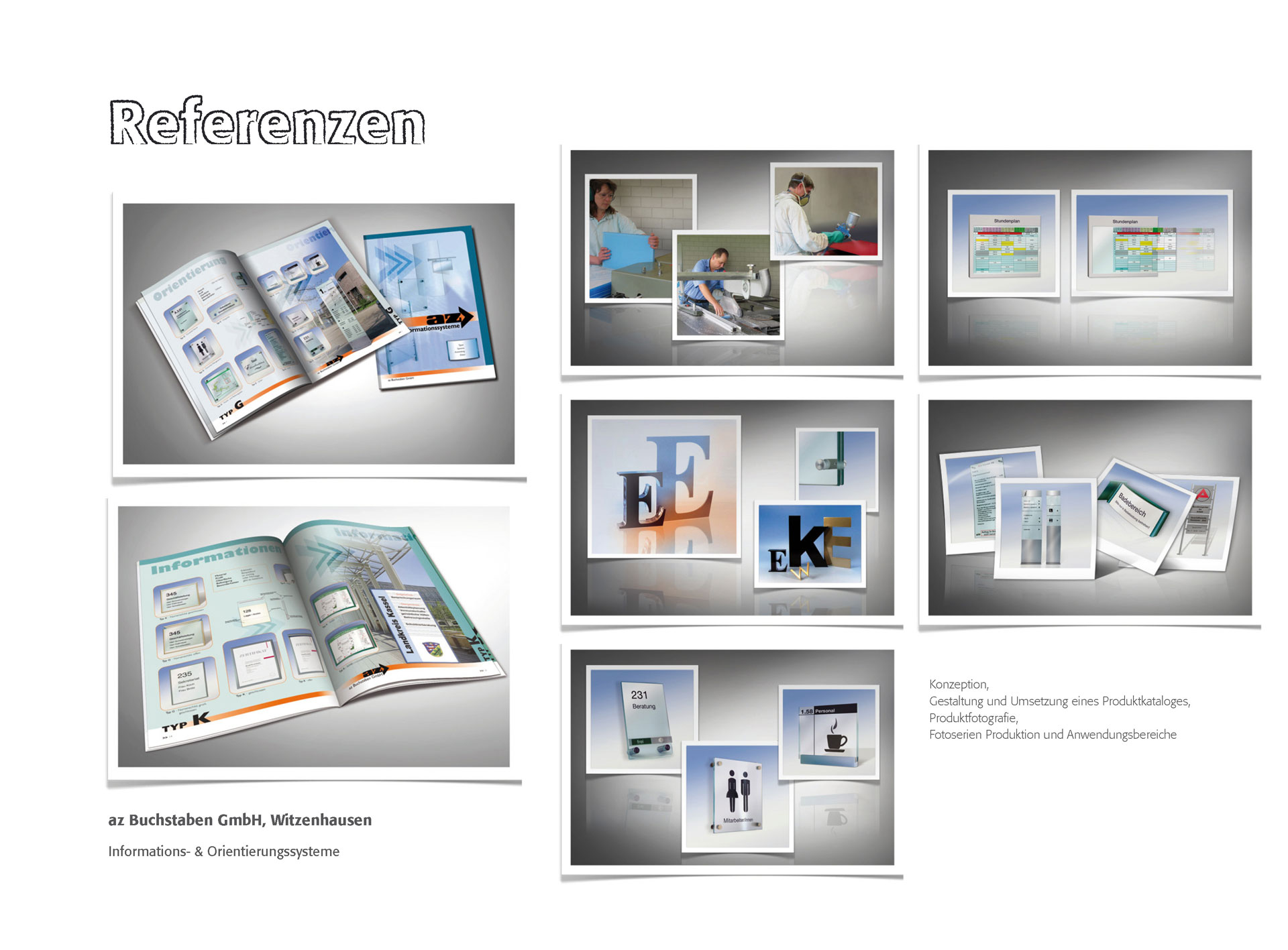 Konzeption, Katalog, Illustration, Fotografie